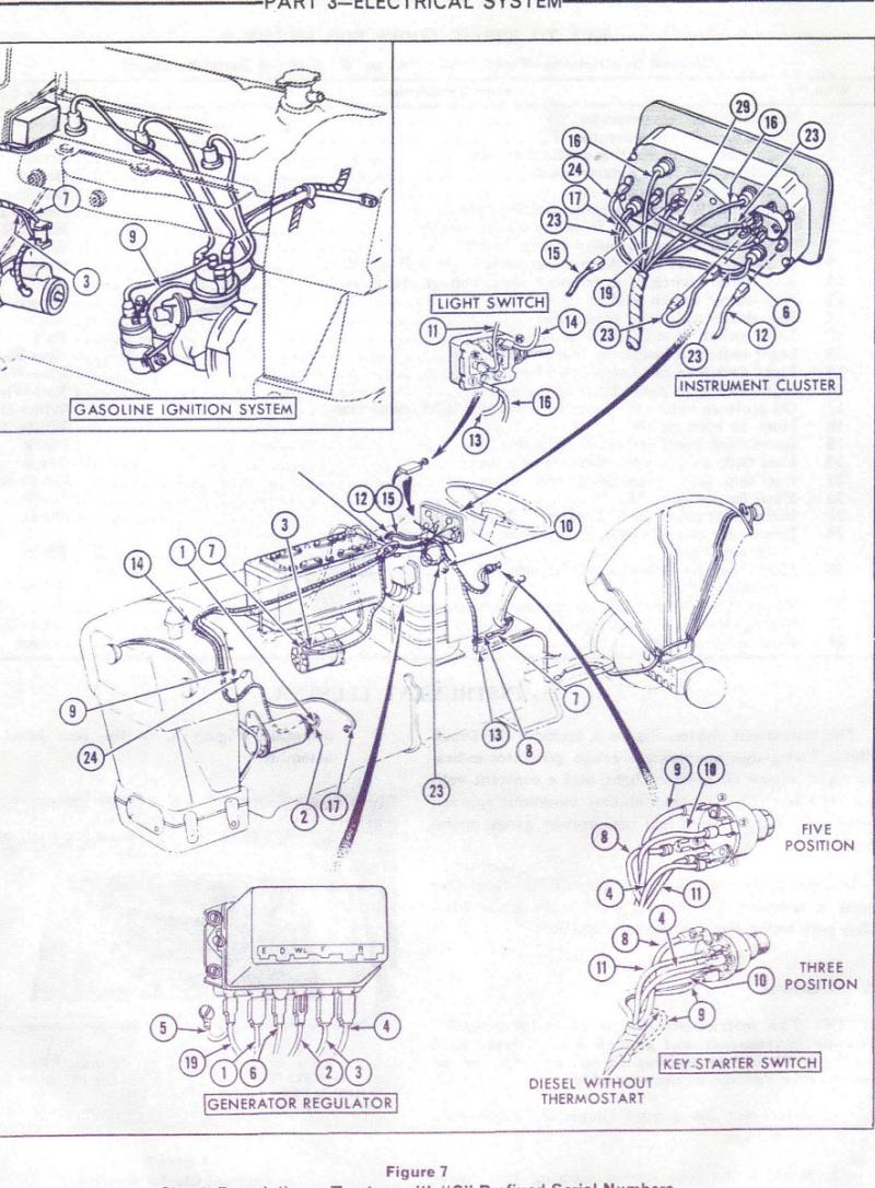 Wiring diagram for ford 4000 diesel | Tractor ForumTractor Forum