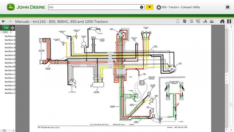 john deere 1050 wiring diagram - diagram design sources wires-flush - wires -flush.nius-icbosa.it  diagram database - nius-icbosa.it