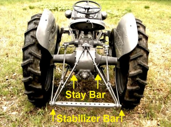 3 Point Stabilizer Arms : Stabilizer bars tractor forum your online