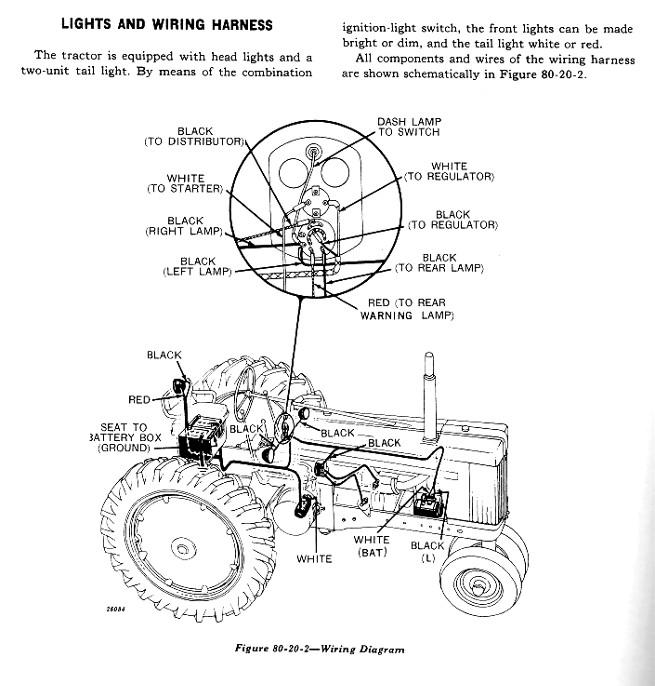 520 Wiring Diagram Tractor Forum