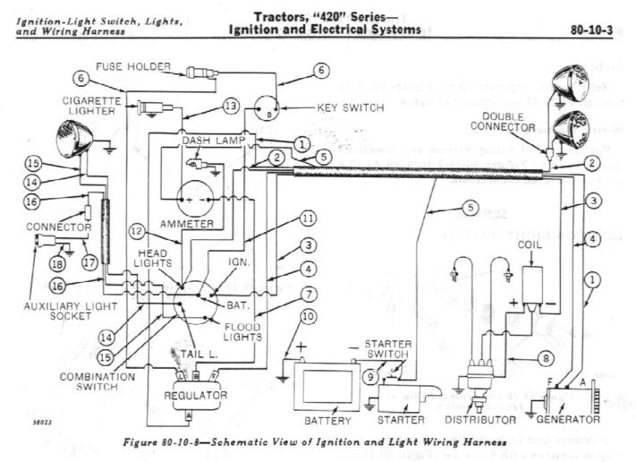 Looking For Case 430 Wiring Diagram